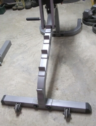 Body Solid GFID31 Bench Wheels