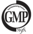 GMP certification logo