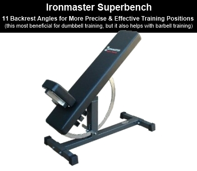 Ironmaster Super Bench