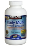 standard multivitamin supplement