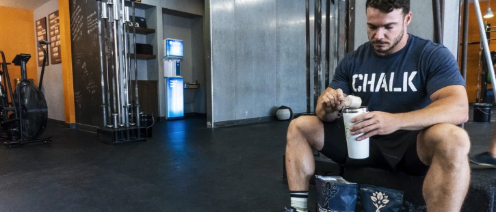 Pre-Workout and Post-Workout Nutrition