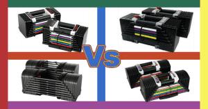 PowerBlock Classic vs Elite vs Sport vs Urethane Series Adjustable Dumbbells