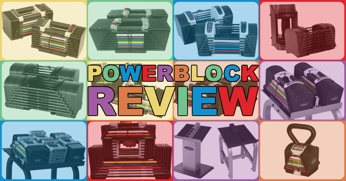 PowerBlock Dumbbells Review - Find the Right Adjustable Dumbbells for You