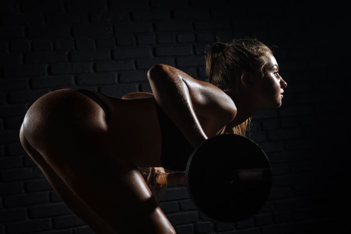 benefits of barbell rows