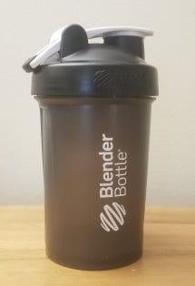 Blender Bottle for Protein Shakes