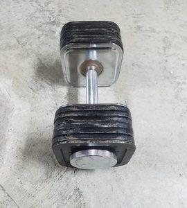 Ironmaster Dumbbells Review - 75lb Dumbbell Set