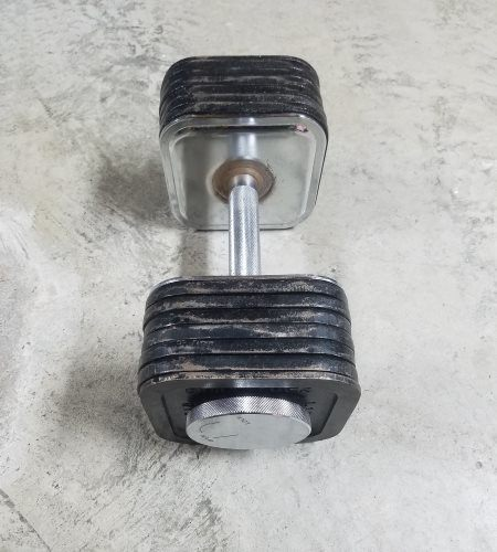 Ironmaster Dumbbells Review - 75lb Dumbbell Set