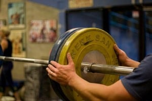 Progressive overload: adding weight to the bar