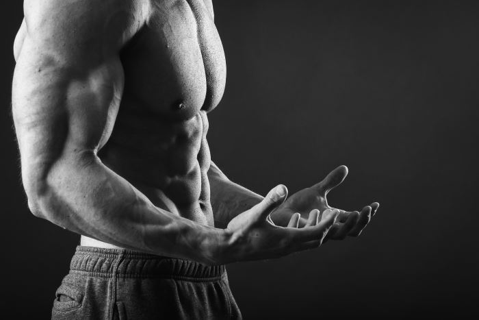 build bigger biceps and tricpes
