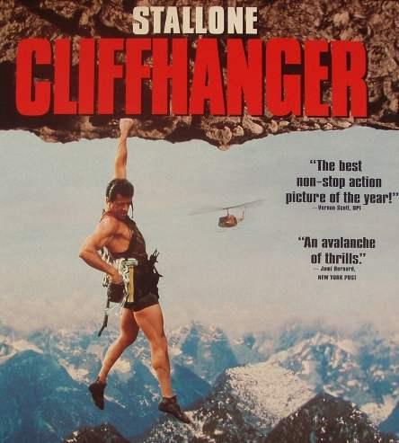 Cliffhanger Silvester Stallone