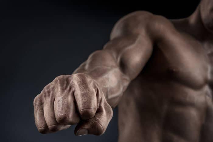 grip strength training fist