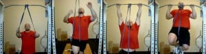 band assisted pull ups
