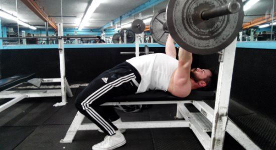 Leg Drive On Bench Press
