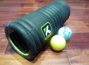 trigger point performance foam roller