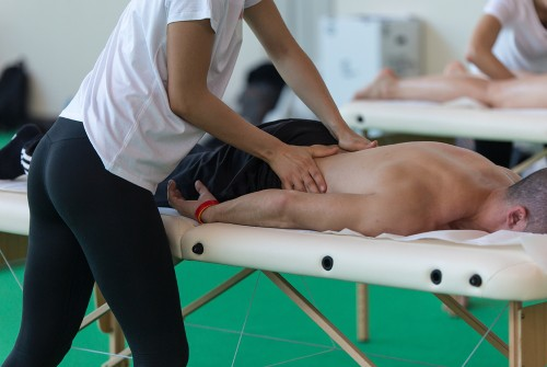 Massage for Powerlifter