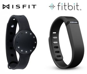 Misfit Shine vs Fitbit Flex