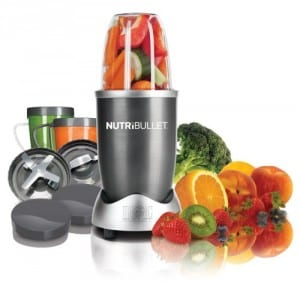 Nutribullet by Magic Bullet for Bodybuilders
