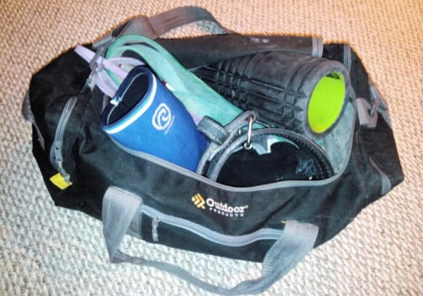 Outdoor products gym bag