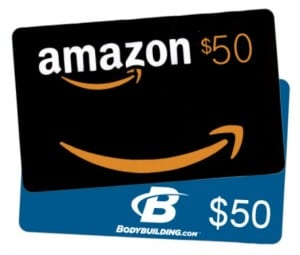 bodybuilding supplement gift card