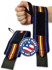 Titan THP Wrist Wraps