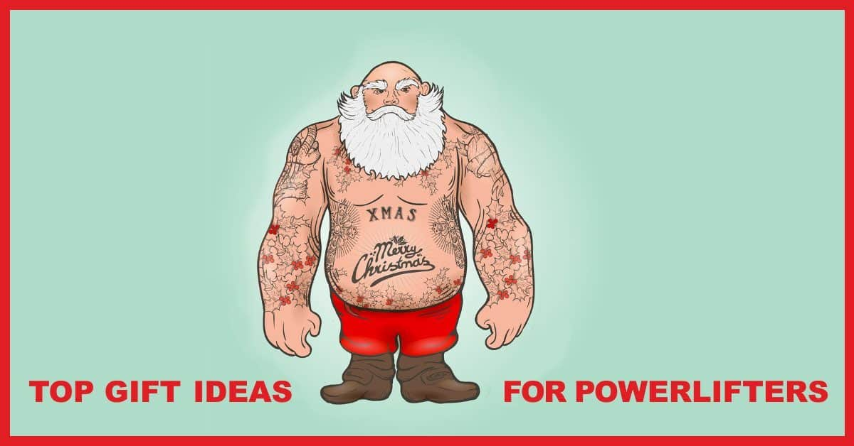 6b8ef2d20d Top 22 Gift Ideas for Powerlifters in 2019 - King of the Gym