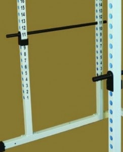 power rack hole numbering