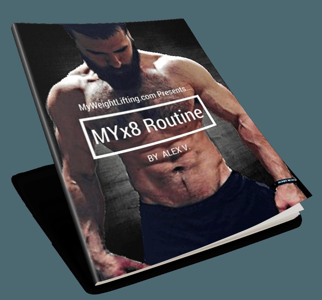 myx8 workout pdf