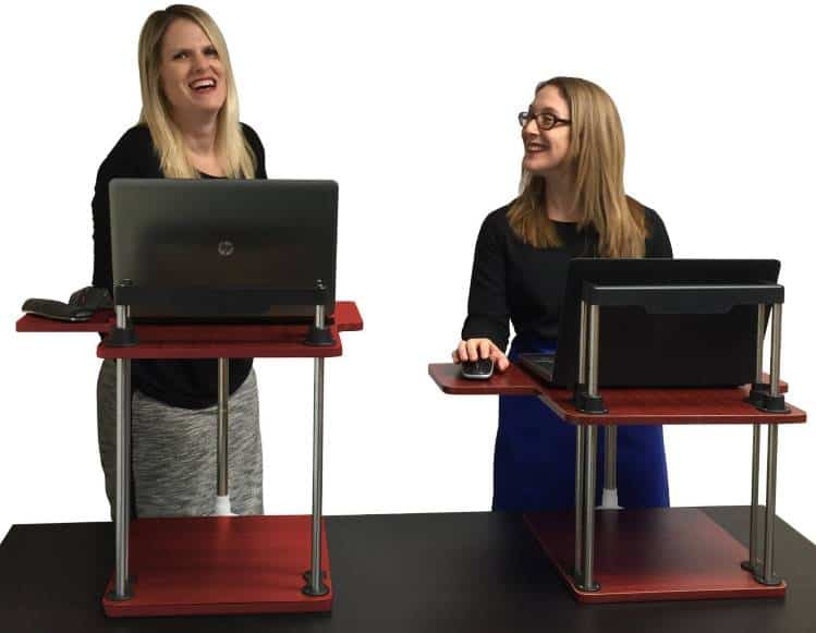 ​UpTrak Adjustable Standing Desk