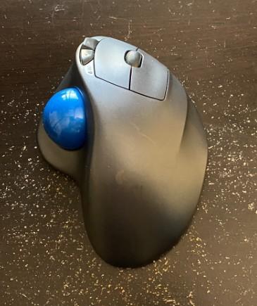 Logitech M570 Wireless Mouse