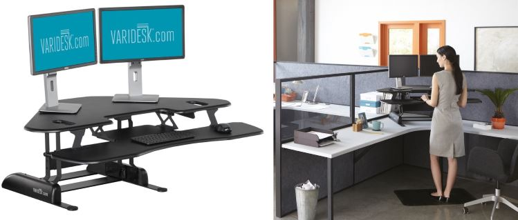 VARIDESK Adjustable Standing Desk​