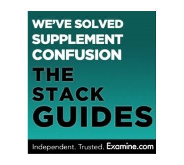 Examine.com Stack Guides