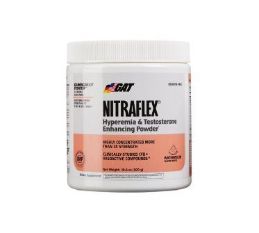 GAT Nitraflex Pre-Workout Supplement