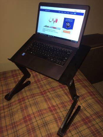 iCraze Adjustable Laptop Stand