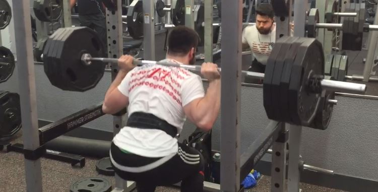 A7 Bar Grip Full T-Shirt