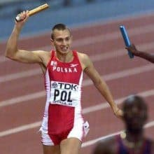 World Champion High Performance Sport Athlete