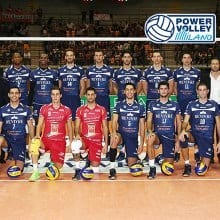Powervolley Milano - Italian Pro Volleyball Strength Coach: A. Matirolli