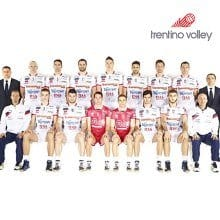 Trentino Volley - Italian Pro Volleyball Team