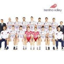 Trentino Volley - Italian Pro Volleyball Team