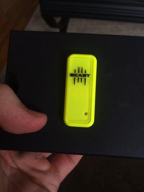 Beast Sensor Unboxing
