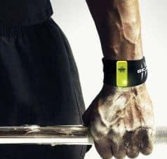 Beast Sensor on Wrist Band