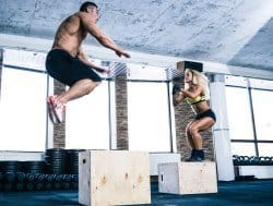 Starting Strength - Box Jumps