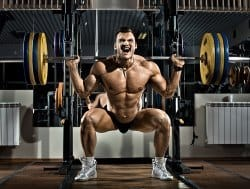 Strength-Speed - Squat