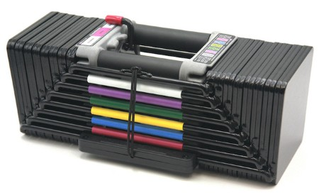 PowerBlock Elite 90 Adjustable Dumbbell Set - 5-90 lbs