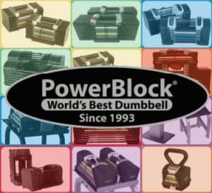 PowerBlock Dumbbells