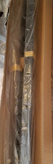 Titan X-3 Parts Unboxed - Uprights - Wrapped in Plastic - UPX3SHFF