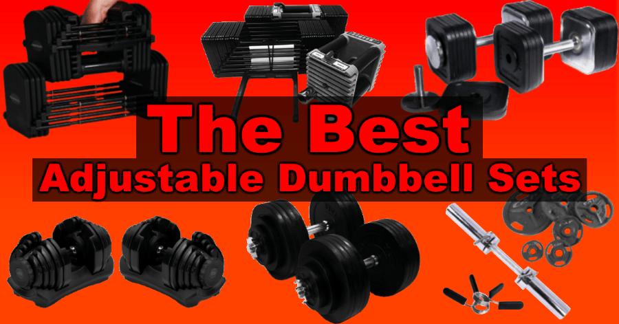 24de6319dcb 6 Best Adjustable Dumbbells for Home Gyms  PowerBlock vs Ironmaster vs  Bowflex   More