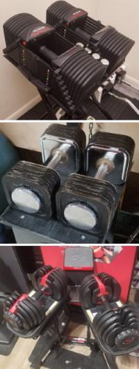 Best Adjustable Dumbbells - PowerBlock vs Ironmaster vs Bowflex Selecttech
