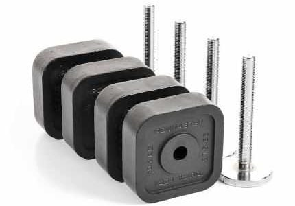 Ironmaster Dumbbells 165-lb add-on kit