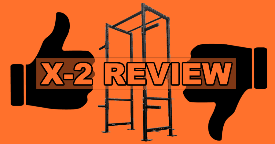 Titan X-2 Series Power Rack Review