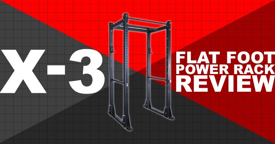 Titan X-3 Flat Foot Power Rack Review